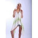 Bamboo Peshtemal Butterfly Beach Dress - 93